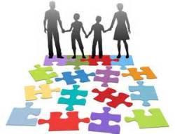famiglia puzzle